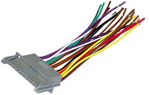 [DIAGRAM_38DE]  Amazon.com: SCOSCHE GM07RB 2000-05 GM Replacement Harness for Factory  Stereo,black: Car Electronics | Scosche Wiring Harness Gm 2000 |  | Amazon.com