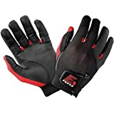 E-Force Weapon Racquetball Glove (Black/Red)-RM