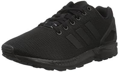 adidas Men's ZX Flux Shoes, Core Black/Core Black/Core Black, 6 US (6 AU)
