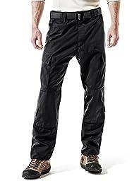 CQ-UAP01-BLK_M/Short CQR Men\'s ACU Tactial Rip Stop Assault Combat Pants UAP01