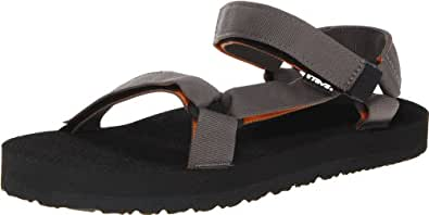 Teva Men's Mush Universal Sandal,Gunmetal,7 M US