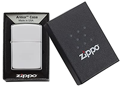 Zippo Chrome Lighters from Zippo Manufacturing Company