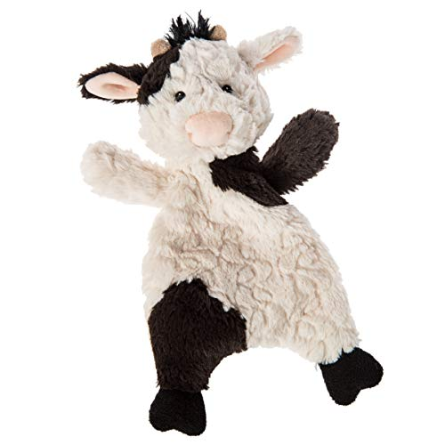 (Mary Meyer Putty Nursery Lovey Stuffed Animal Soft Toy, Cow, 11-Inches)