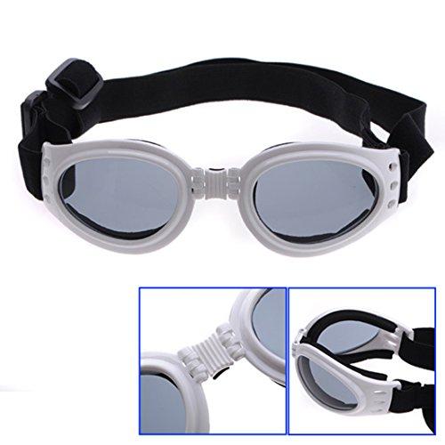 Corner Biz Pet Pet Dogs UV Sun Glasse Eye wear Protection Sunglasse Color - Sunglasse Super