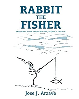 Book RABBIT THE FISHER