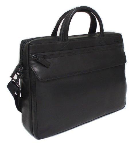 [カルワザ] ビジネスバッグ 018563 B00B0A10FI ブラック