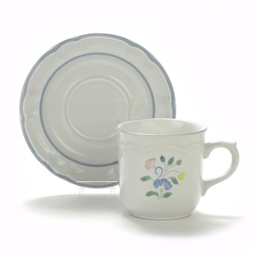 Floral Expressions by Hearthside, Stoneware Cup & -