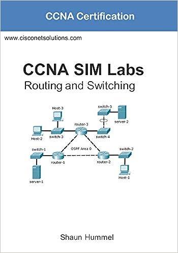 CCNA SIM Labs 100 105 200 105 200 125 9781985622739