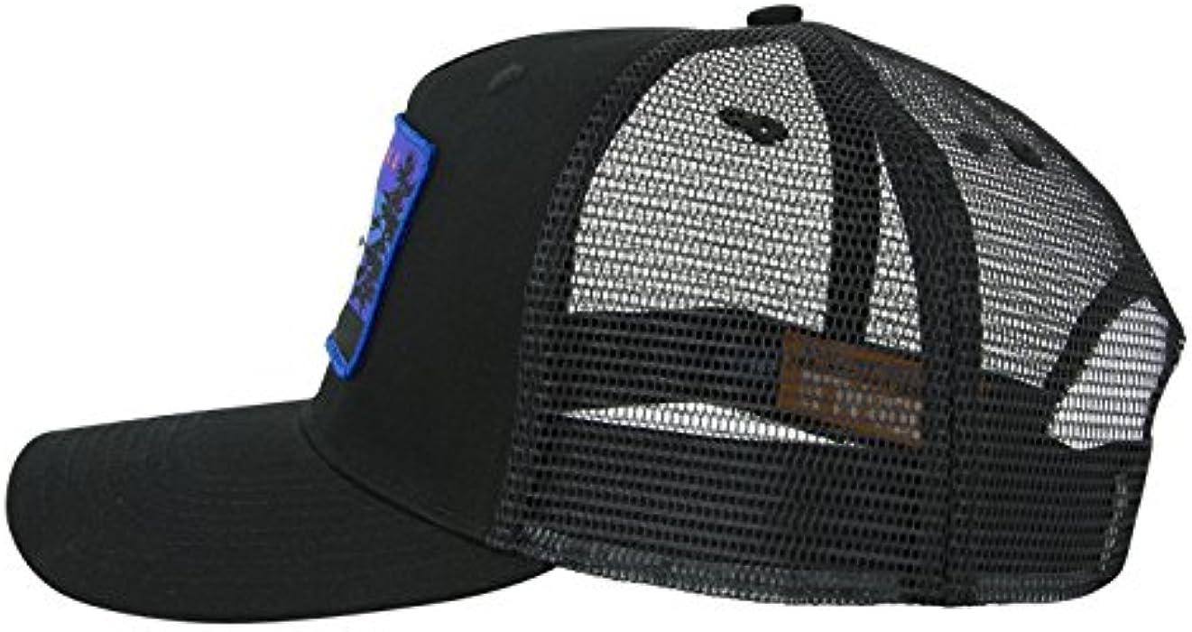 cbac0f94 Oddball Bigfoot Trucker Hat (Regular, Black) at Amazon Men's ...