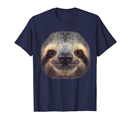 Sloth Shirt - Sloth Face T shirts