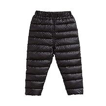 marc janie Baby Boys Girls' Packable Lightweight Puffer Down Pants