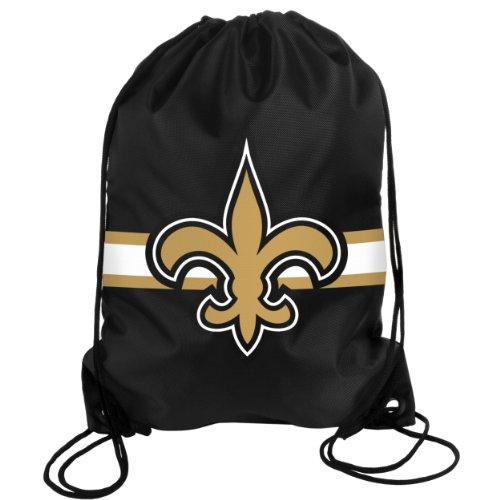 NFL New Orleans Saints Drawstring Backpack