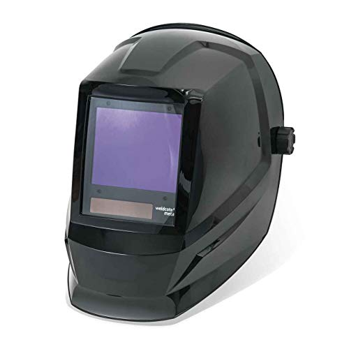 Weldcote Metals Ultraview Plus True Color Digital Auto Darkening Welding Helmet Shade 9-13