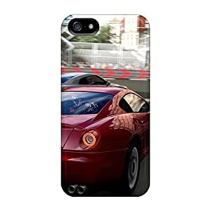Hot Style LKbFXXI26lyzZa Protective Case Cover For Iphone5/5s(gran Turismo 5 Prologue)