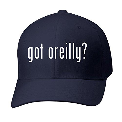 Bh Cool Designs Got Oreilly    Baseball Hat Cap Adult  Dark Navy  Large X Large