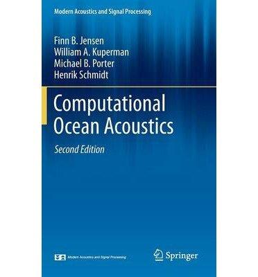 Download [(Computational Ocean Acoustics)] [Author: Finn V. Jensen] published on (July, 2011) PDF