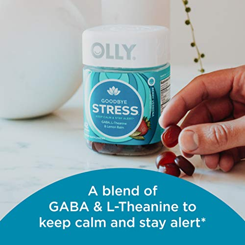 Olly Goodbye Stress Gummy 21 Day Supply Tiendamia Com