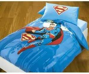 Copripiumino Superman.Caleffi Set Copripiumino Per Letto Singolo Superman Energy Amazon