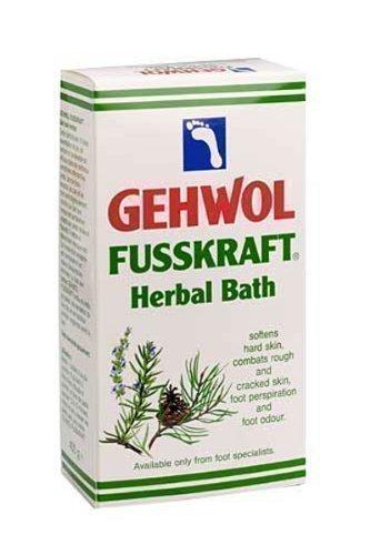 Gehwol Fusskraft Herbal Foot Bath 400g - Refreshes, Softens and Deodorizes Feet