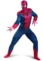 Disguise Marvel The Amazing Spider-Man 3D Movie Classic Adult Costume