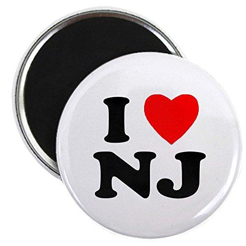 CafePress - New Jersey Magnet - 2.25