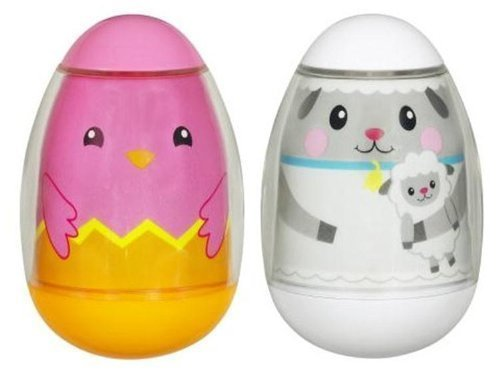 Playskool Weebles Spring Basket, Lamb and Chick [並行輸入品]   B01K1UQ5TI