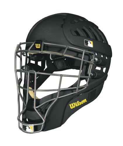 Wilson Shock Fx 2.0 Titanium Umpire's Helmet, One size, 7-7 5/8-Inch by Wilson
