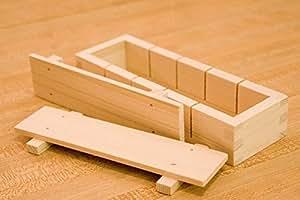 Wooden Sushi Press Mold Maker