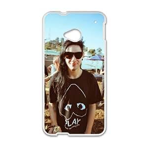 Diy Phone Cover Skrillex for HTC One M7 WEQ019235