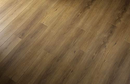 Modin Rigid Vinyl Plank Flooring, Waterproof, Click, 40 Mil Wear Layer, Kingswood, 12