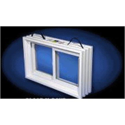 Window 31-7/8x16 Wht by Duo