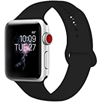 Enanyn Silicone Replacement Apple Watch Band (Several colors)