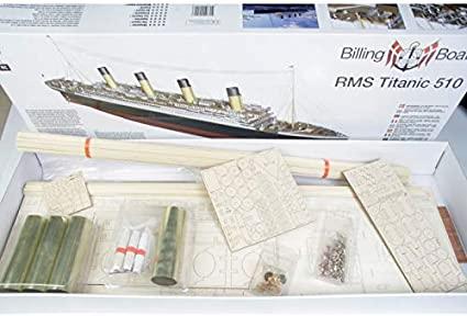 Billing Boats B510 RMS Titanic Toy: Amazon.co.uk: Toys & Games