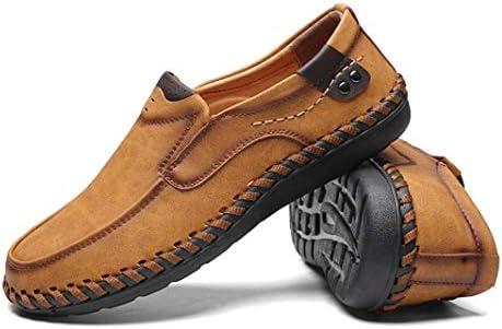 メンズ 革靴 ドライビングシューズ スリッポン おしゃれ 防滑 モカシン ローファー ビジネス 軽量 かっこいい デッキシューズ ウォーキング ローカット 通勤 柔らかい カジュアル 幅広 3E 仕事用 24.0cm-28.5cm