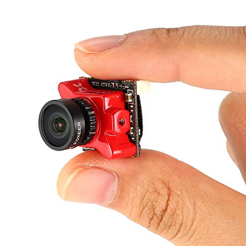 Wikiwand Foxeer Predator V2 FPV Micro Camera Cam with 1.8mm Lens OSD 1000TVL WDR NTSC by Wikiwand (Image #3)