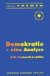 Demokratie: Eine Analyse (German Edition)