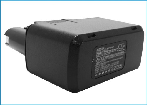 vintrons Replacement Battery For BOSCH ASG 52, ATS 12-P, B2300, B2310, B2500