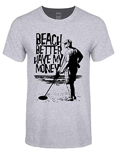 Grey Large (Mens 40'- 42') Beach Better Have My Money Mens...