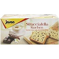 Jason 捷森 巧克力碎香草味蛋糕400g(德国进口)