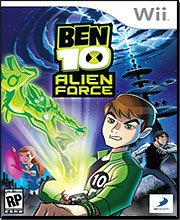 New D3 Ben 10 Alien Force Nintendo Wii Fluidly Link Your Attacks To Unleash Devastating Combos