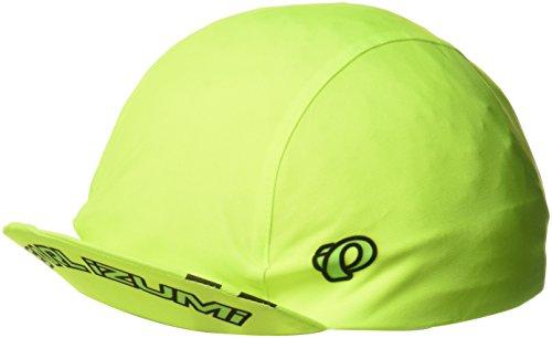 Pearl iZUMi Transfer CYC Cap, Black/S Yellow Diffuse, One Size