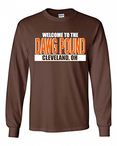 The Silo LONG SLEEVE BROWN Cleveland