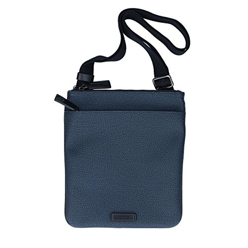 Borbonese crossbody bag Small Blue