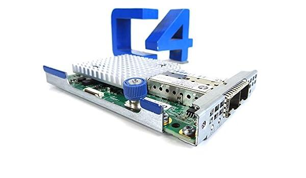 HP 733386-001 HP Ethernet 10Gb 2-Port 571FLR-SFP+ Adapter - PCI