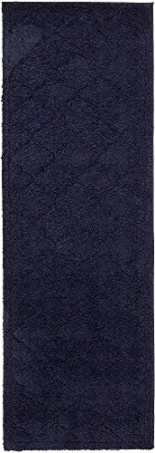 modern-solid-carved-geometric-plush-2-feet-by-7-feet-2-x-7-runner-trellis-shag-navy-blue-contemporar
