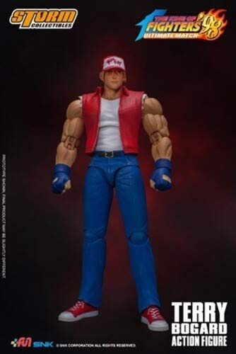 Storm Collectibles 1/12 Terry Bogard King of Fighters