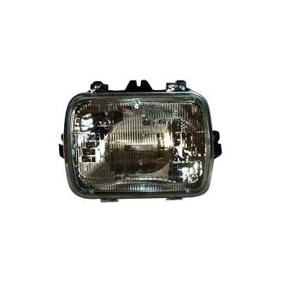 TYC 22-1001 Compatible with CHEVROLET Passenger Side Headlight Assembly: Automotive