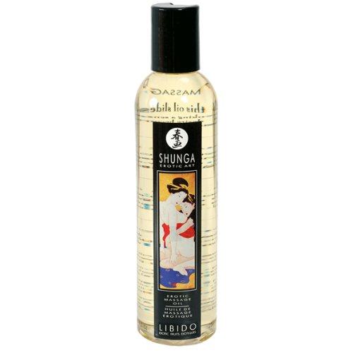 Shunga Exotic Fruits - Shunga Erotic Massage Oil Libido / Exotic Fruits - 250 mL