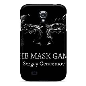 AlainTanielian Samsung Galaxy S4 Best Hard Phone Covers Unique Design Colorful Breaking Benjamin Series [OsW7421zpTB]