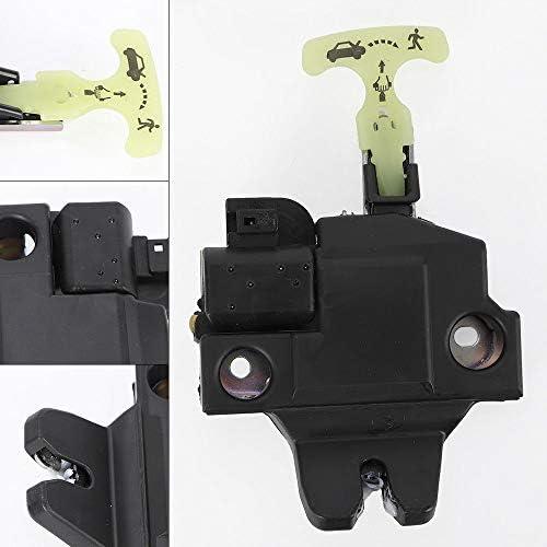 cciyu Door Lock Actuators Door Latch Trunk Fits for 2007-2011 Toyota Camry 931-860